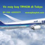 Vé máy bay TPHCM đi Tokyo hãng All Nippon Airways (ANA)