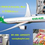 Vé máy bay TPHCM đi Fukuoka (Sài Gòn – Fukuoka, FUK) Eva Air
