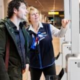 Sân bay Schiphol bắt đầu sử dụng nhận dạng khuôn mặt Vision-Box