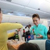 Vé máy bay TPHCM Sài Gòn Hà Nội đi Frankfurt Đức Vietnam Airlines