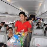 Vé máy bay giá rẻ Vietjet Air Sài Gòn đi Singapore