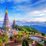 Vé máy bay Sài Gòn Chiang Mai, Thái Lan giá rẻ Vietjet Air từ 1.325 k