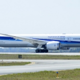 All Nippon Airways tiếp nhận máy bay Boeing B787 -10 Dreamliner đầu tiên