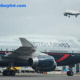 British Airways đi Miami, Florida, Mỹ với màu sơn mới trên G-BNLY
