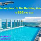 Vé máy bay Hà Nội Đà Nẵng tháng 4/2020 từ 862k (HAN - DAD)