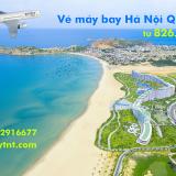 Vé máy bay Hà Nội Quy Nhơn (Hà Nội đi Phù Cát) tại vemaybaytnt.com