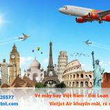 Quý khách đang tìm Đại lý vé máy bay Vietjet ở Đài Loan ?