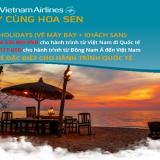 VIETNAM AIRLINES KHUYẾN MÃI ĐI ĐÔNG BẮC Á