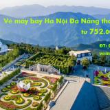 Giá vé máy bay Hà Nội Đà Nẵng tháng 5/2019 rẻ nhất từ 752.000 đ/vé
