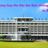 Vé máy bay Hà Nội Sài Gòn (Hà Nội đi TPHCM) tháng 5/2019 từ 860k