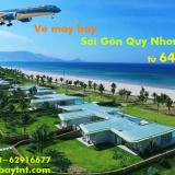 Vé máy bay Sài Gòn Quy Nhơn (TPHCM đi Phù Cát) tháng 5/2019 từ642k