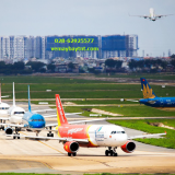 Khởi động lại 1 số đường bay nội địa từ 10/10/2021
