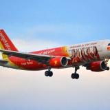 Giá vé máy bay Vietjet Air Taichung về TPHCM (Sài Gòn) tết 2019