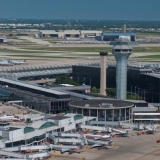 Thông tin các nhà ga sân bay Chicago O'Hare