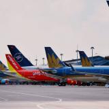 Tăng tần suất bay kết nối TPHCM - Hà Nội - Đà Nẵng