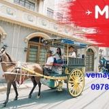 vé máy bay giá rẻ Sài Gòn đi Manila Philipin chỉ từ 70usd