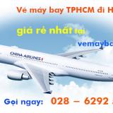 Vé máy bay TPHCM đi Hiroshima (Sài Gòn Hiroshima, Nhật) China Airlines