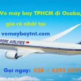 Giá vé máy bay TPHCM đi Osaka (Sài Gòn Osaka) Singapore Airlines