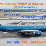 Giá vé máy bay Sài Gòn Nagoya (TPHCM đi Nagoya) Vietnam Airlines
