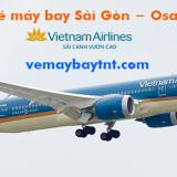 Giá vé máy bay Sài Gòn Osaka (TPHCM đi Osaka) Vietnam Airlines