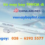 Vé máy bay TP Hồ Chí Minh đi Osaka (Sài Gòn Osaka) China Airlines