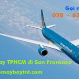 Vé máy bay TPHCM đi San Francisco (SGN - SFO) Vietnam Airlines