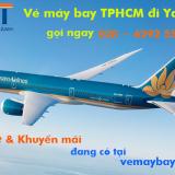 Vé máy bay Sài Gòn Yangon (TPHCM đi Yangon) Vietnam Airlines từ 3.327k
