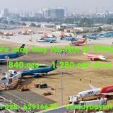 Vé máy bay Hà Nội đi TPHCM tháng 11, 12 chỉ từ 840 – 940 k