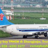 Vé máy bay Sài Gòn TPHCM đi Zhangjiajie China Southern Airlines