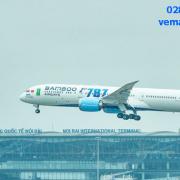 Tháng 1/2020, Bamboo Airways bay đúng giờ cao nhất