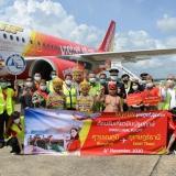 Vietjet Thái mở đường bay Bangkok - Surat Thani