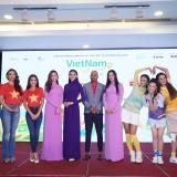 Vietjet bảo trợ vận chuyển hàng không cho chương trình Vietnam Why Not