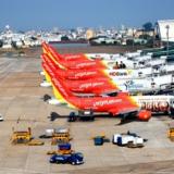 Vietjet Air có đội bay sinh động nhất thế giới