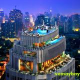 Vé máy bay TPHCM đi Bangkok, Thái Lan khuyến mãi, giá rẻ từ 1.306 k