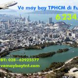Vé máy bay TPHCM đi Fukuoka (Sài Gòn Fukuoka) China Airlines từ 6.234k