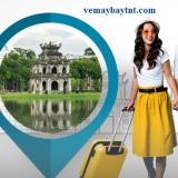 Giá vé máy bay Vietnam Airlines TPHCM Sài Gòn đi Hà Nội - Nội Bài 2021